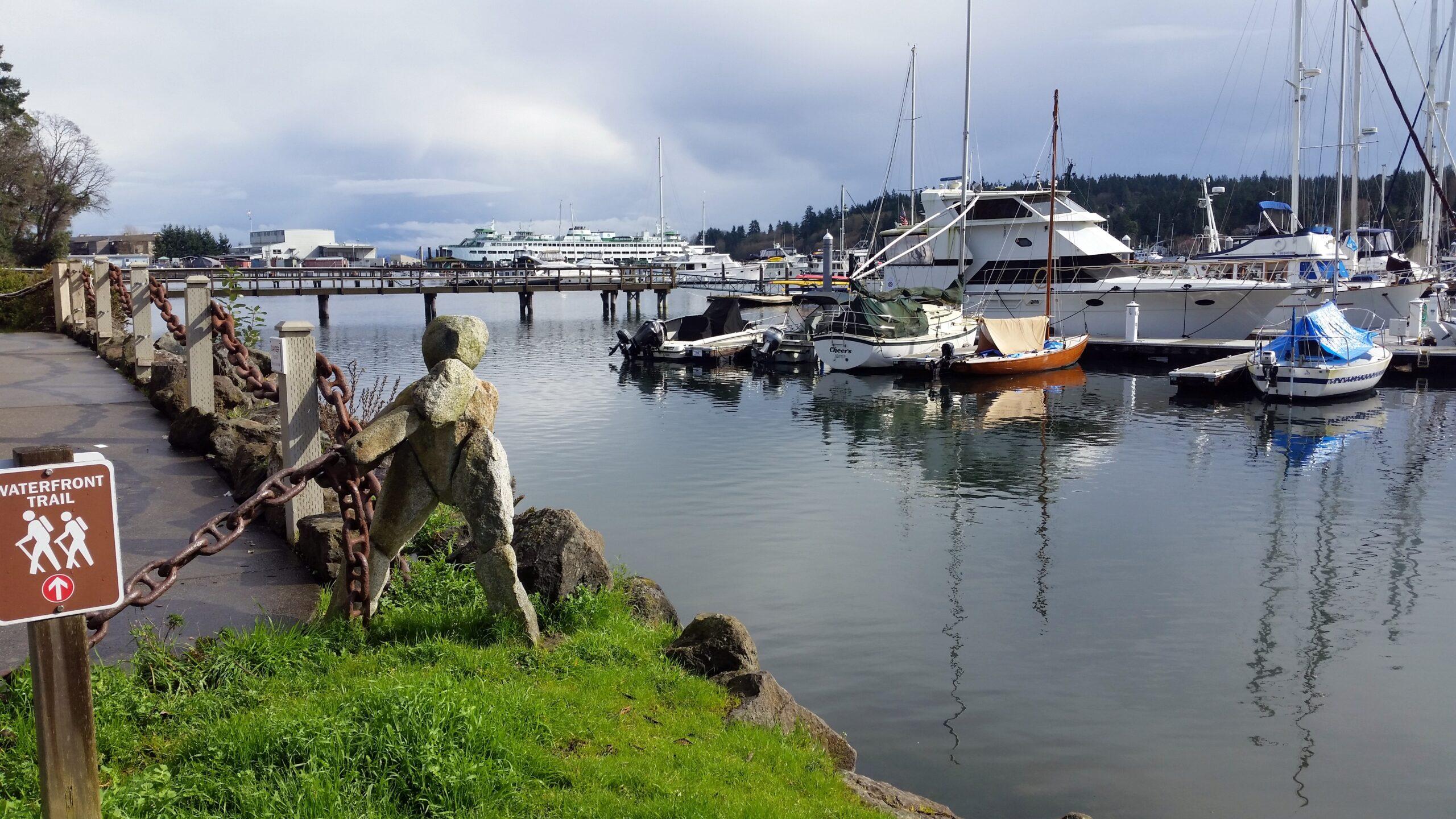 Marina & boats