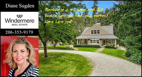 Diane Sugden Windermere Real Estate ad